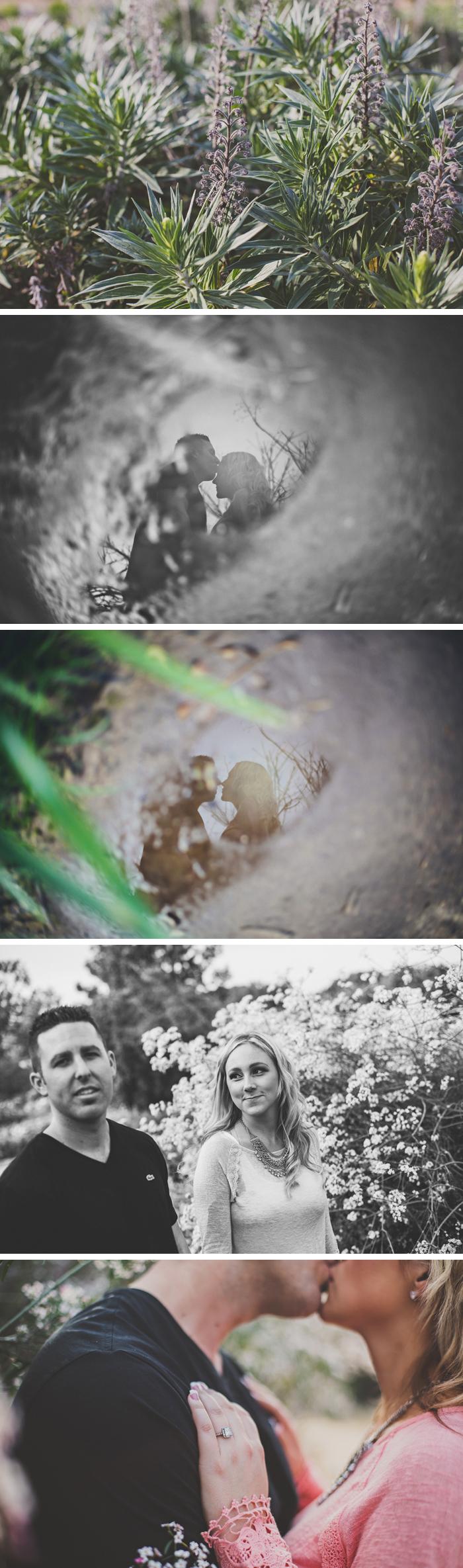 Fullerton Arboretum Engagement Photography