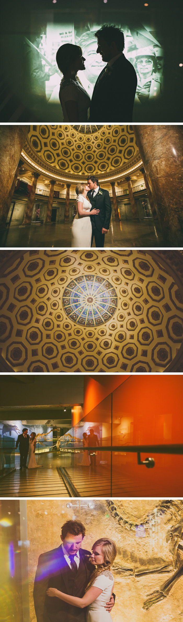 Wedding Photos LA Natural History Museum