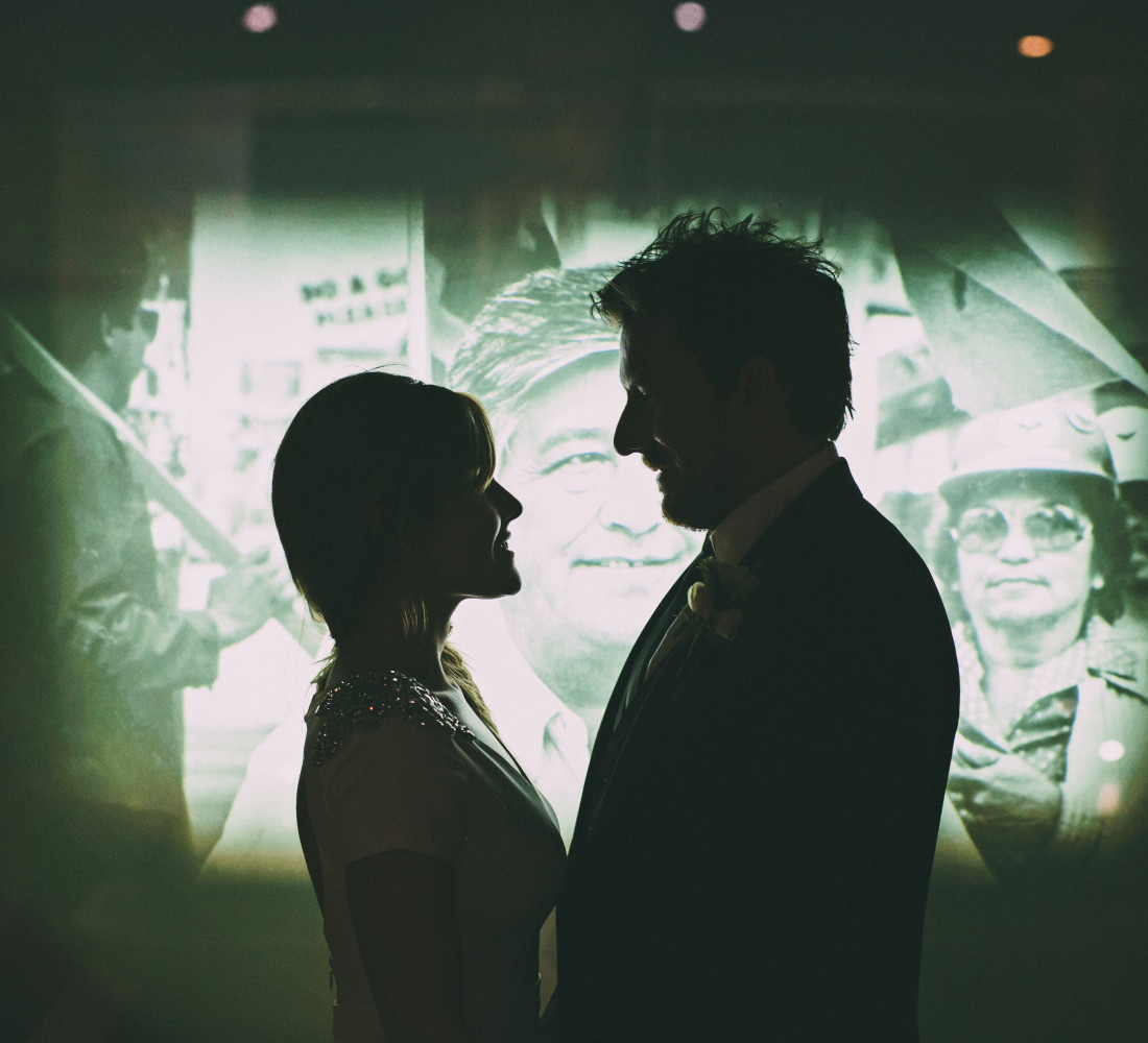 Giant Of Modern Photography At >> Wedding Photos At La Modern History Museum