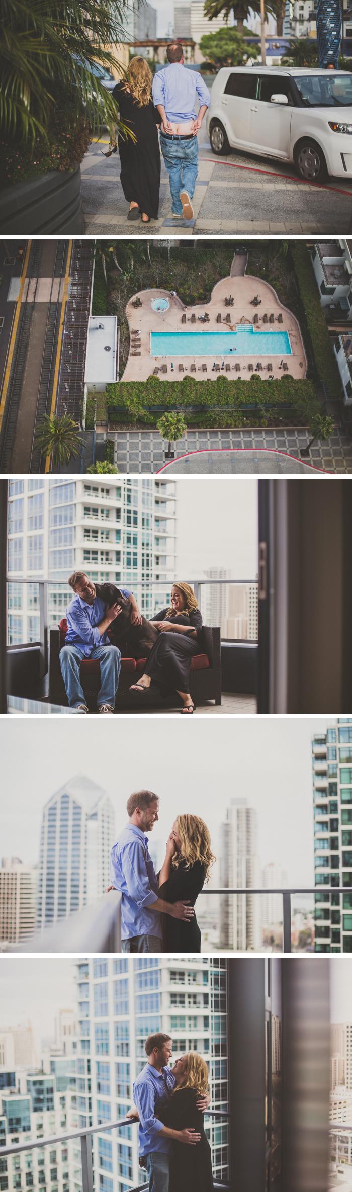 San Diego Engagement Photos