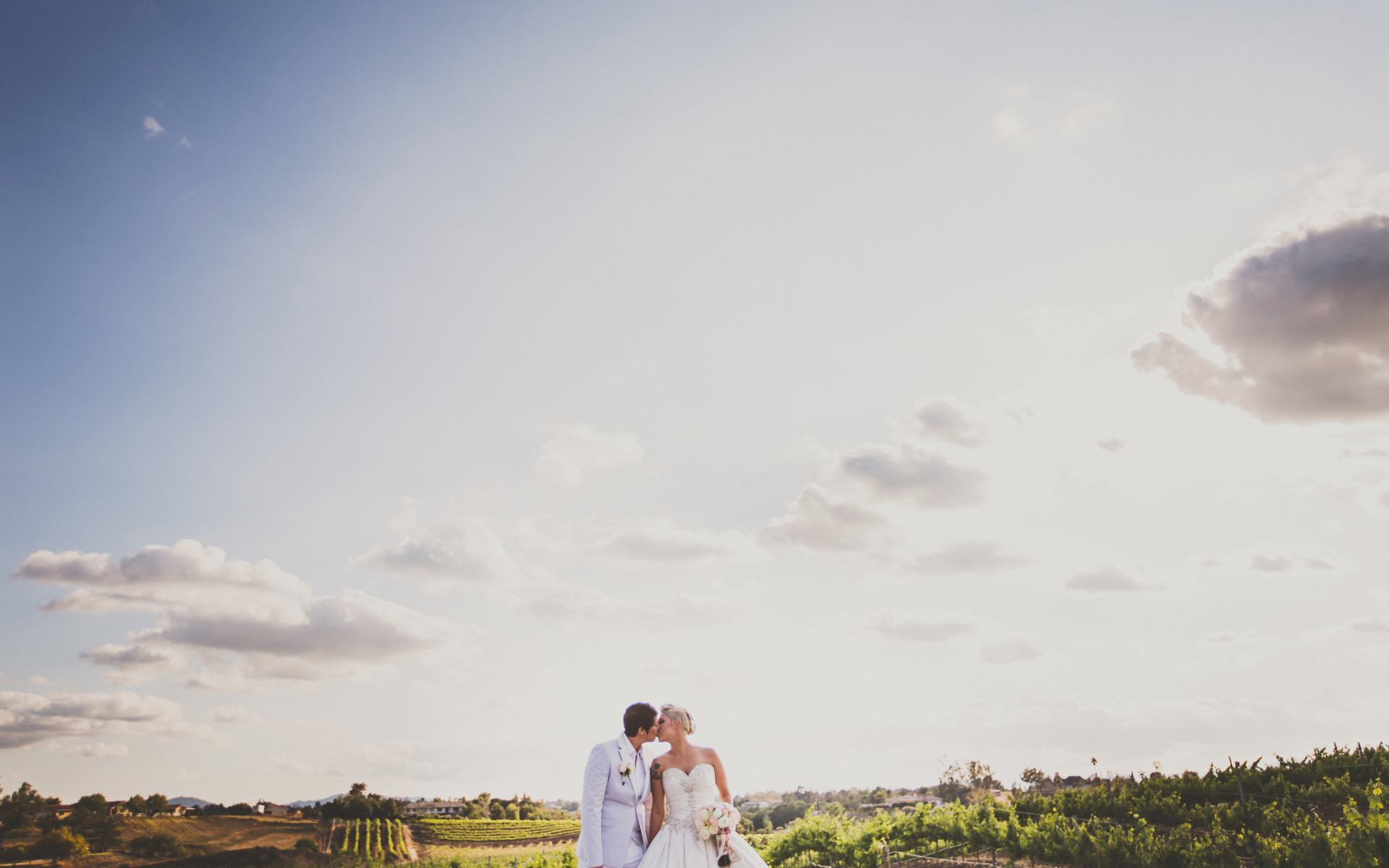 Danza Del Sol Winery Wedding Photography