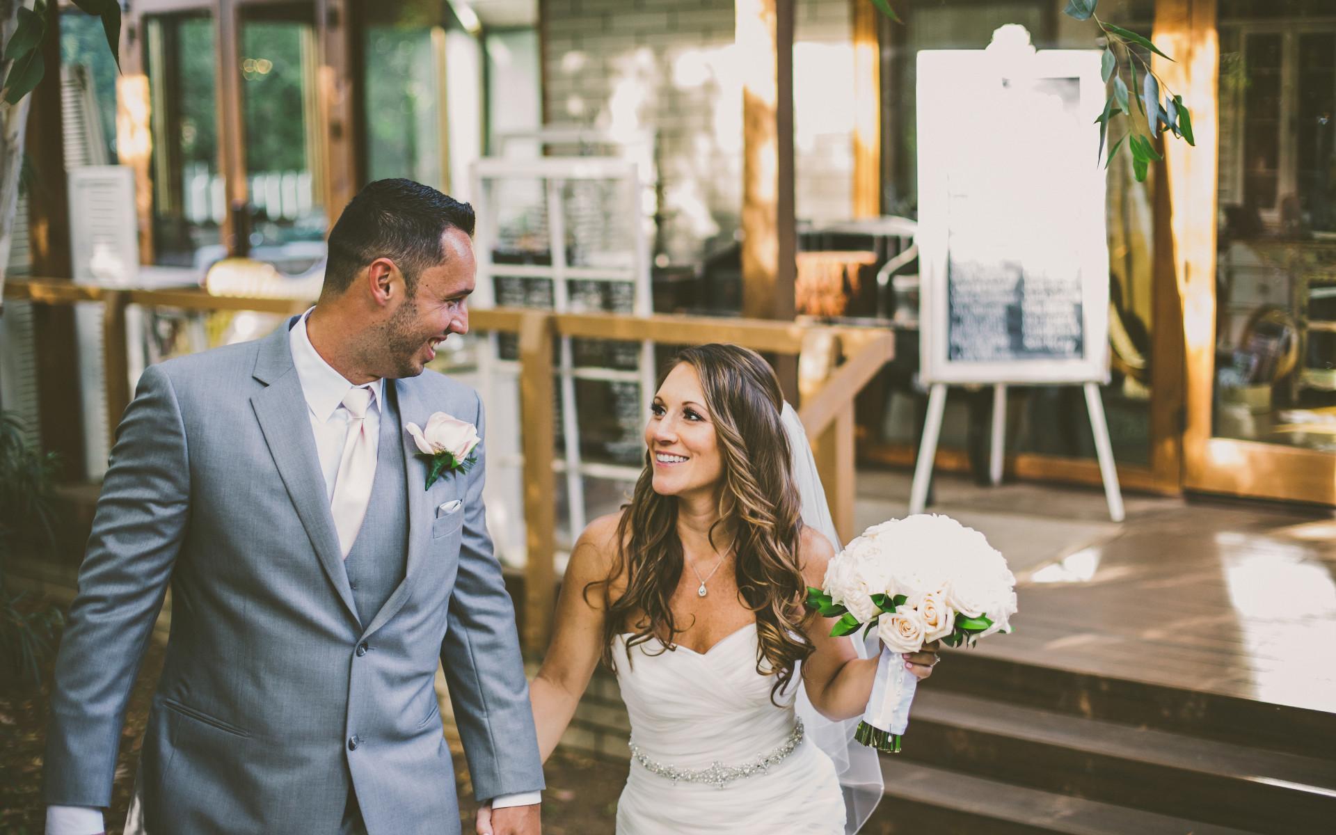 Twin Oaks Garden Estate Wedding Photos