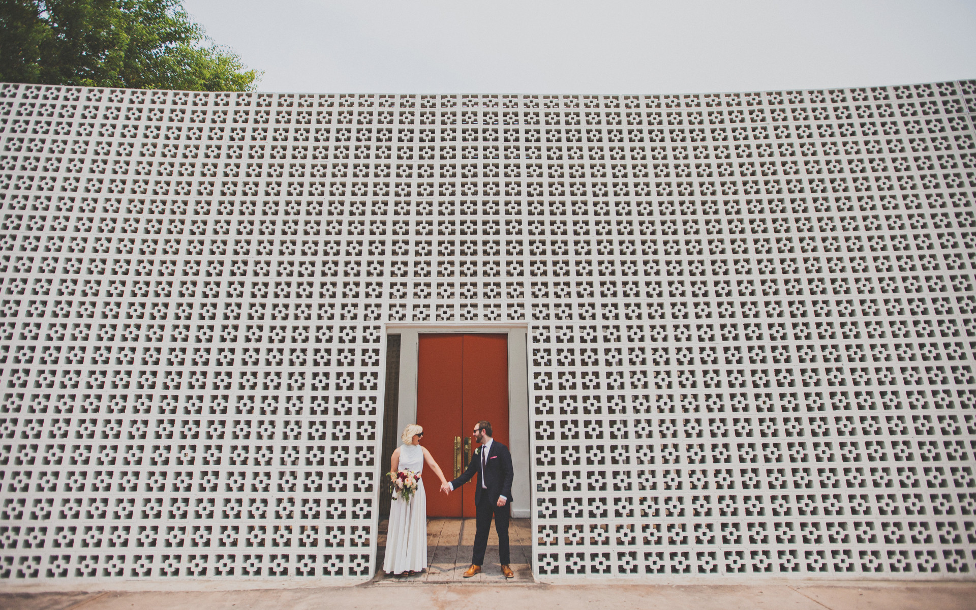 City Hall Wedding In Palm Springs