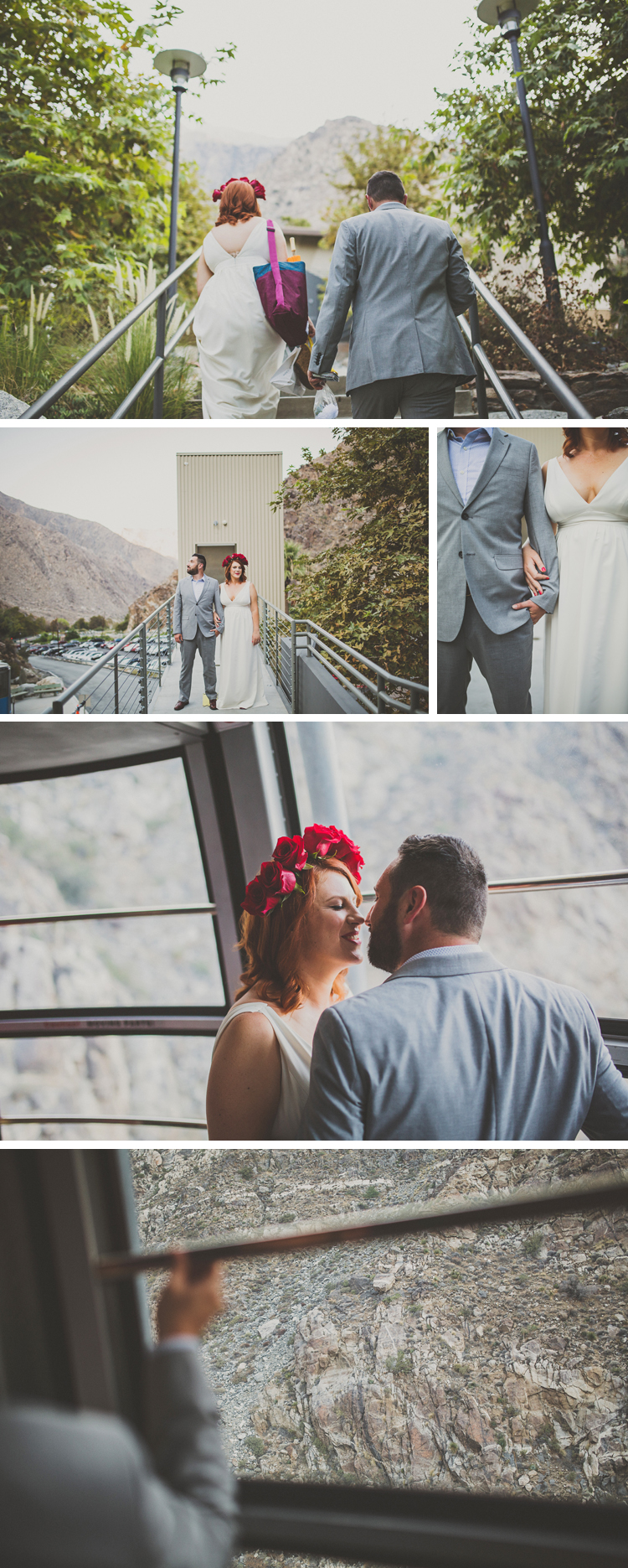 Palm Springs Aerial Tramway Wedding