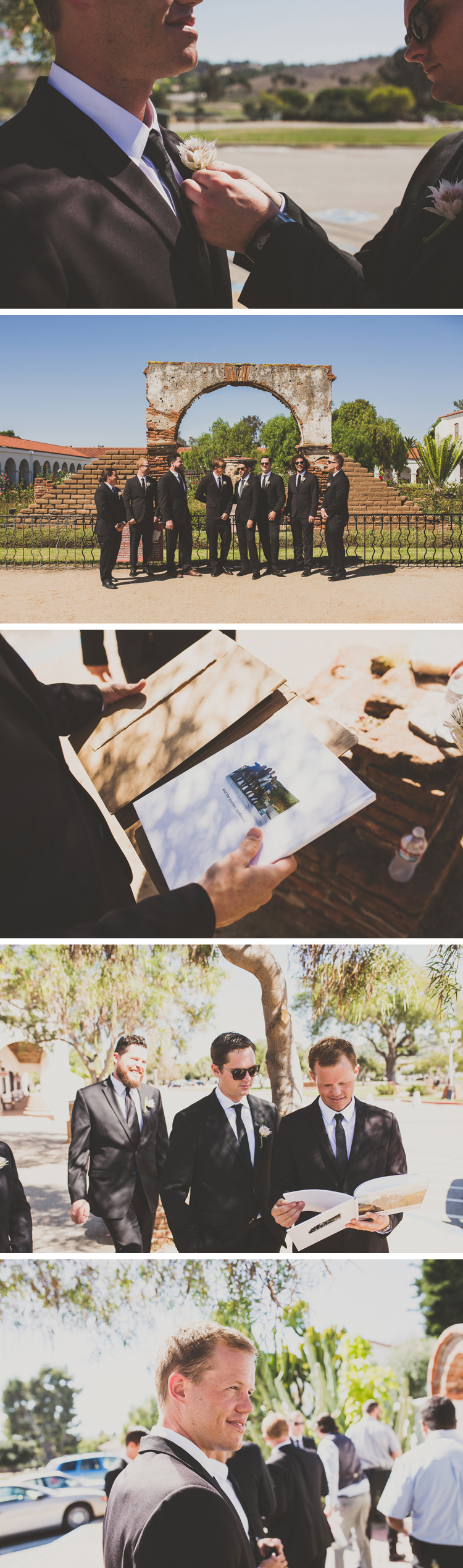 Mission San Luis Rey Wedding Photos