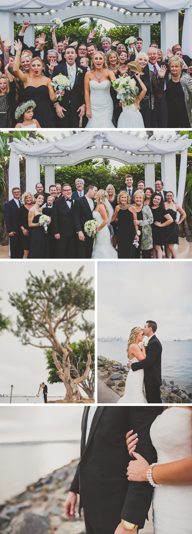 Sheraton San Diego Wedding Photos