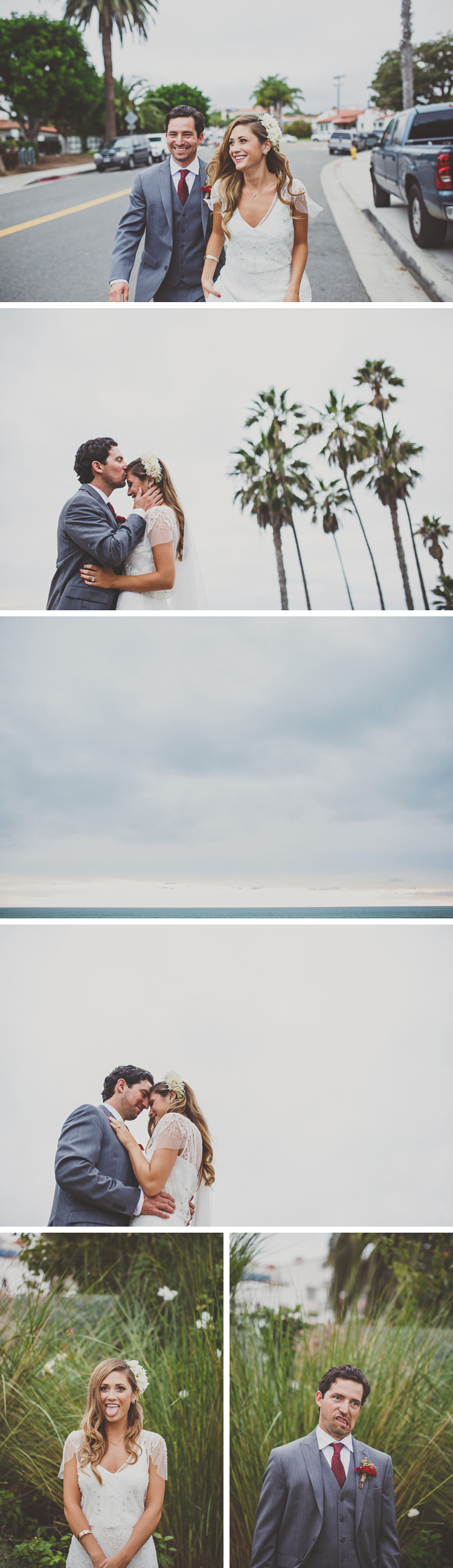 The Casino San Clemente Wedding Photos
