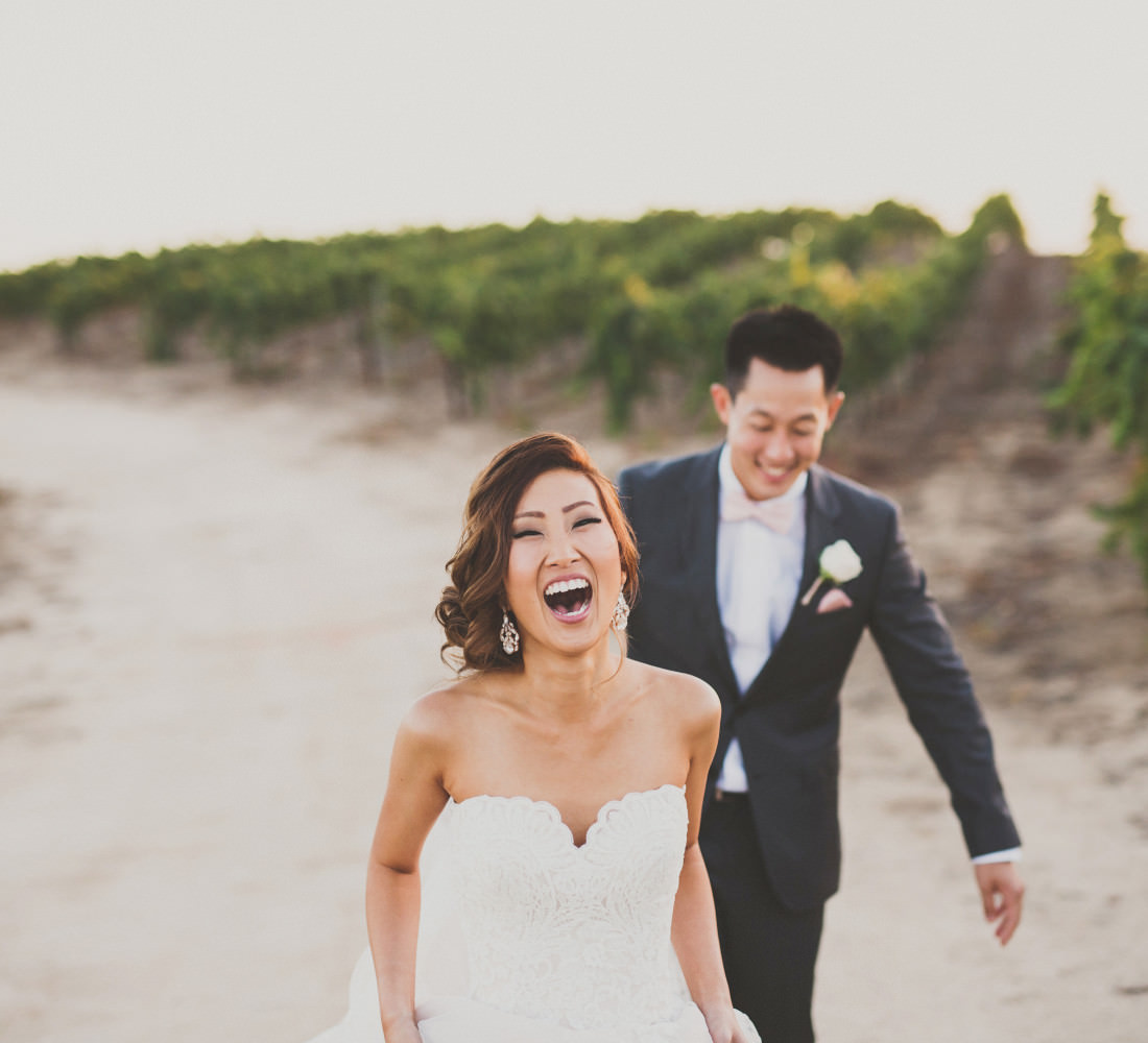 Mt. Palomar Winery Wedding Photos
