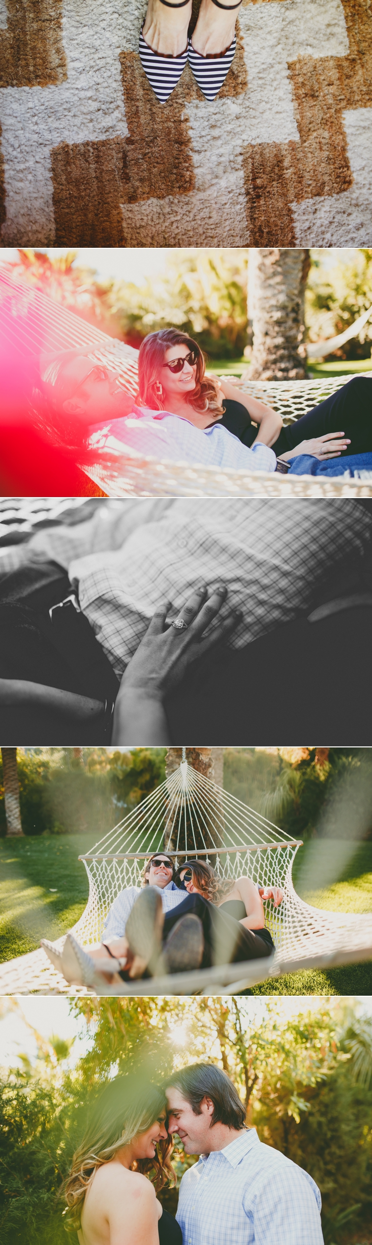 Engagement Photos In Palm Springs