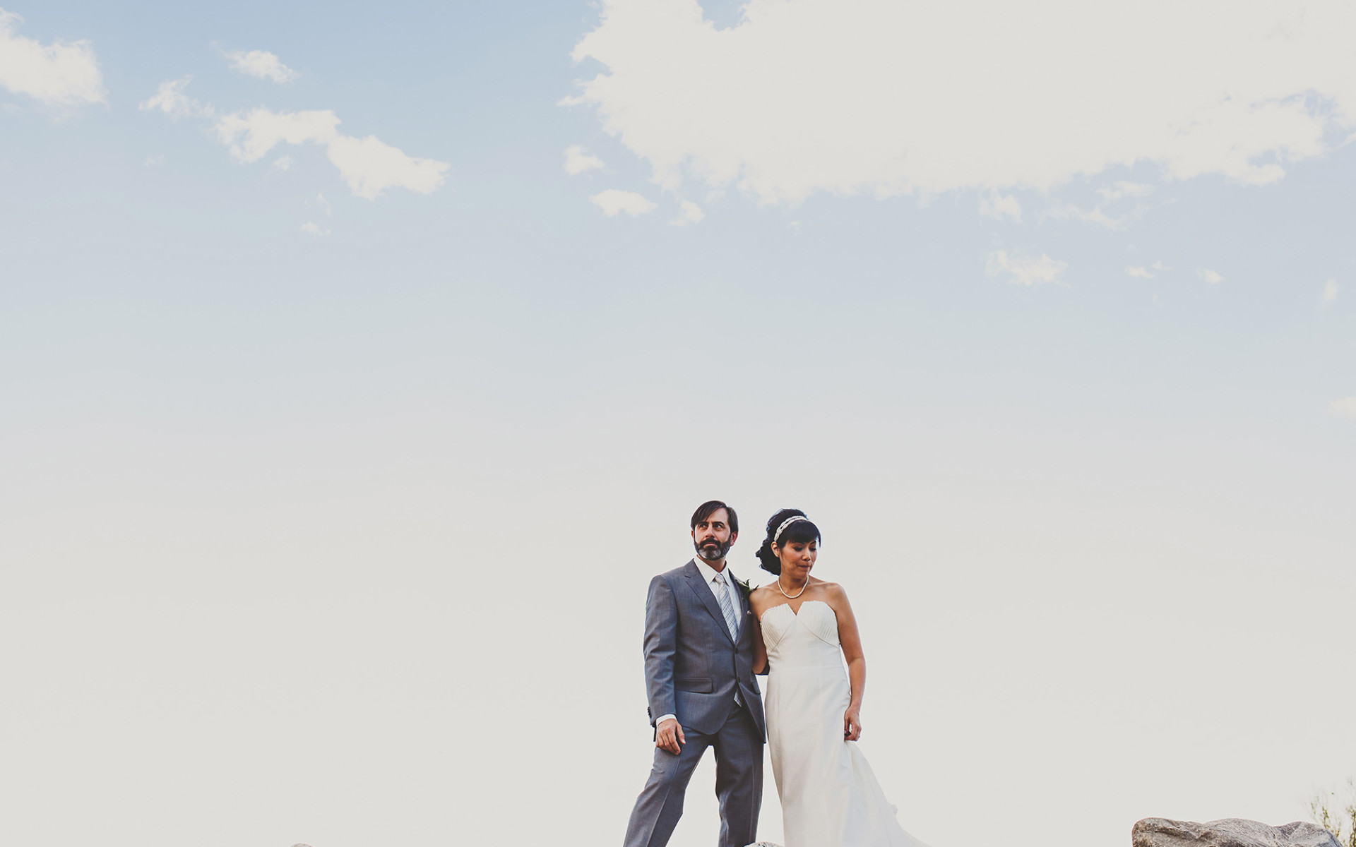 Rental Property Wedding Photos In Palm Springs