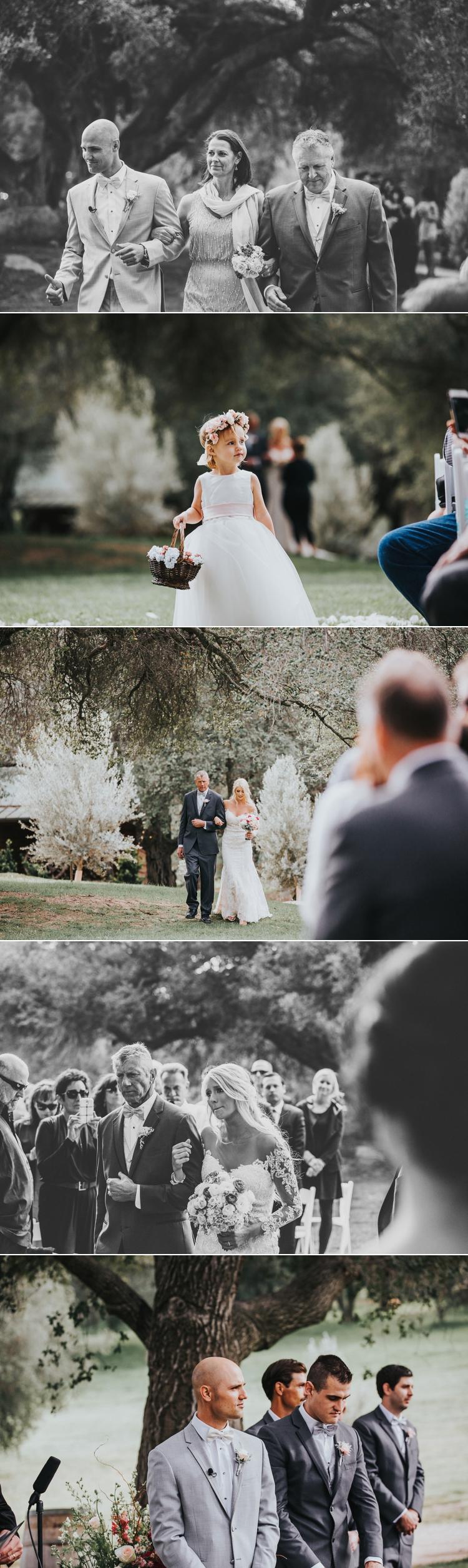 milagro farms wedding photos
