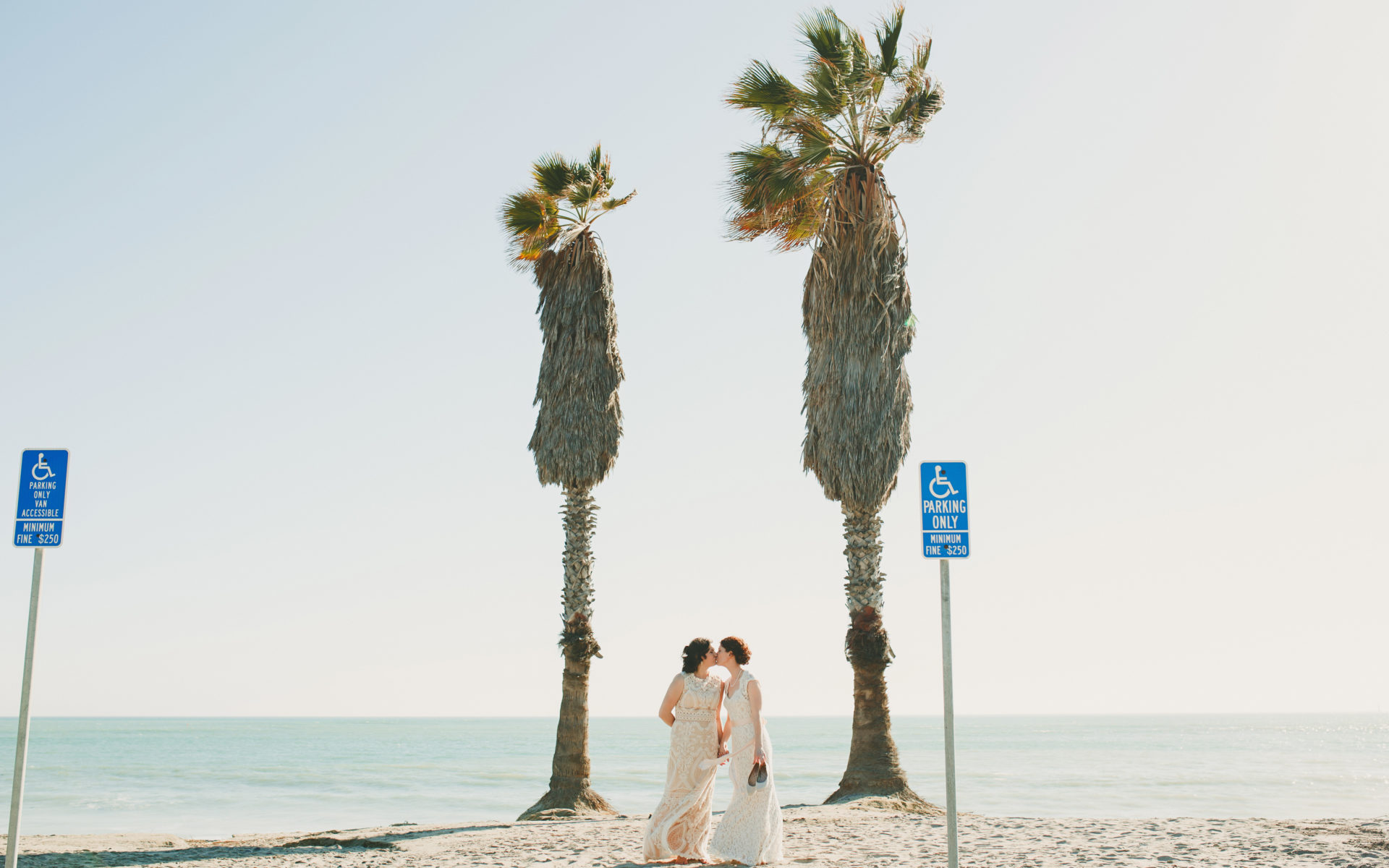 Dana Point Same Sex Wedding Photos
