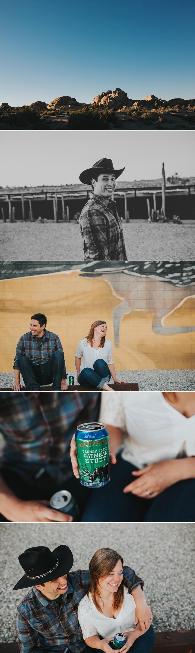 Wonderland Ranch Engagement Photos