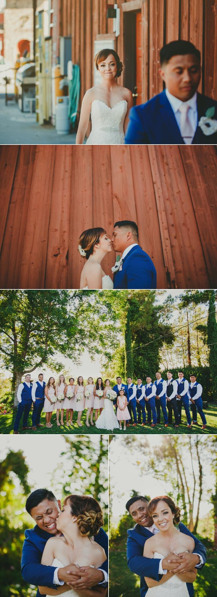 Falkner Winery Wedding Temecula
