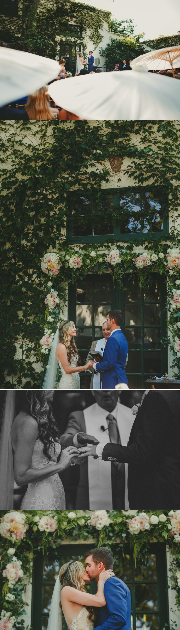 Villa San Juan Capistrano Wedding Photos