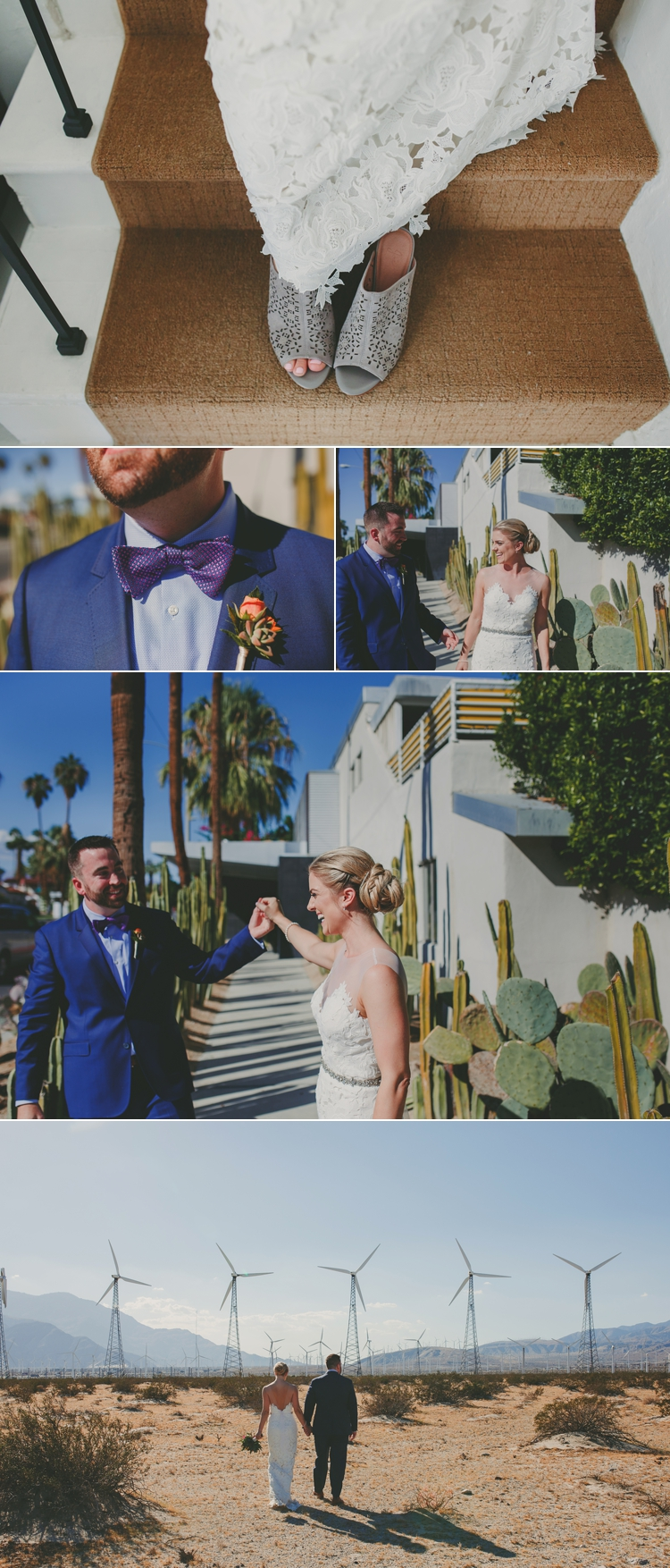 Movie Colony Palm Springs Wedding
