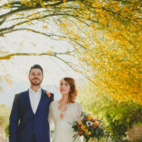 Elopement At Ace Hotel Palm Springs