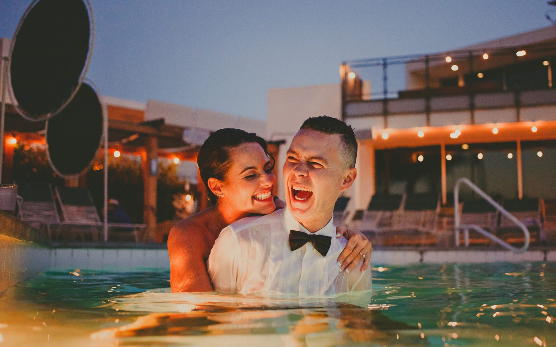 Palm Springs Destination Wedding Photos