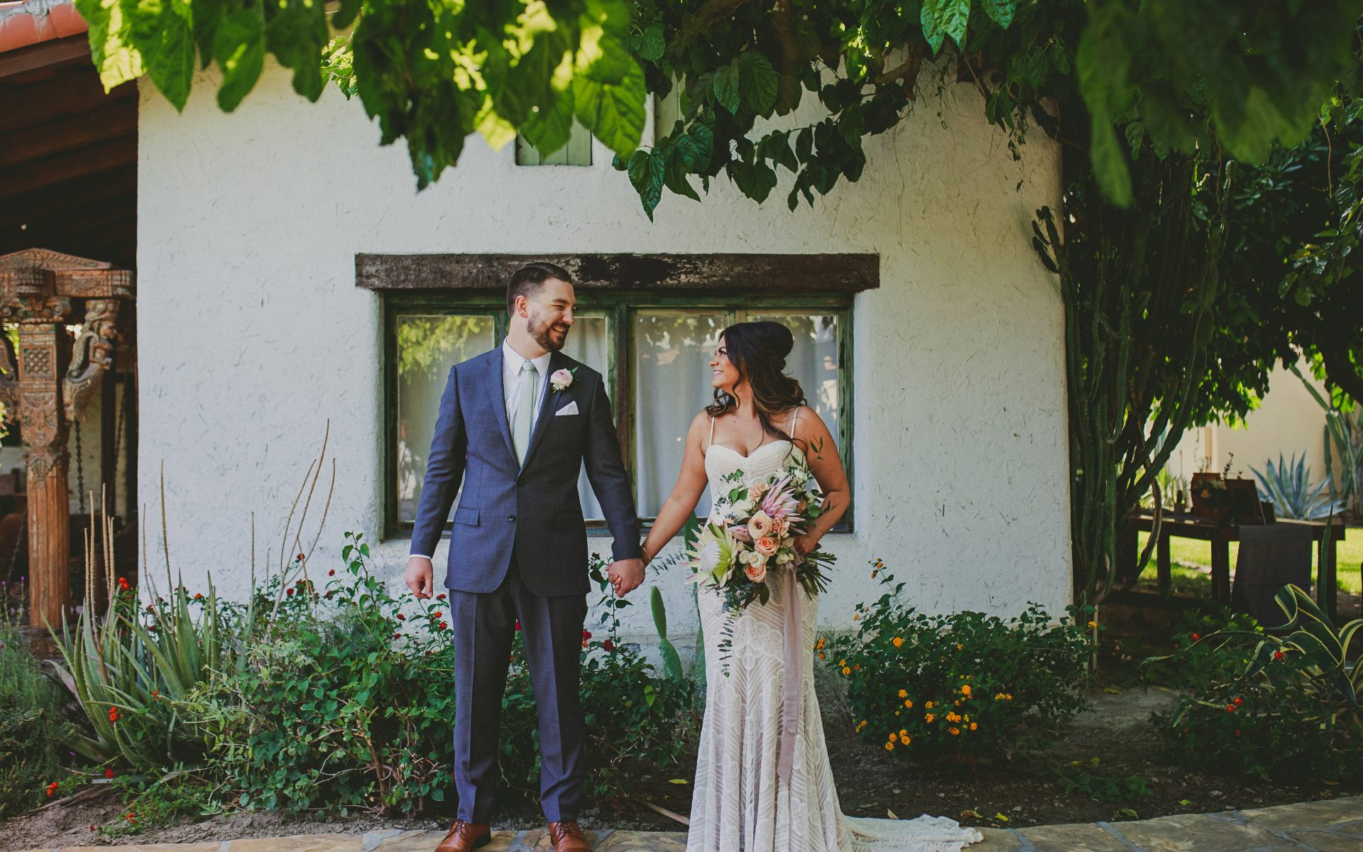 Casa Cody Palm Springs Wedding