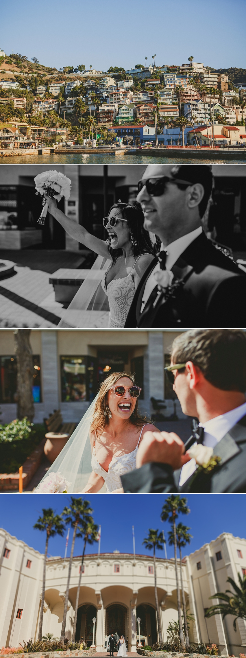 Avalon Catalina Wedding Photos