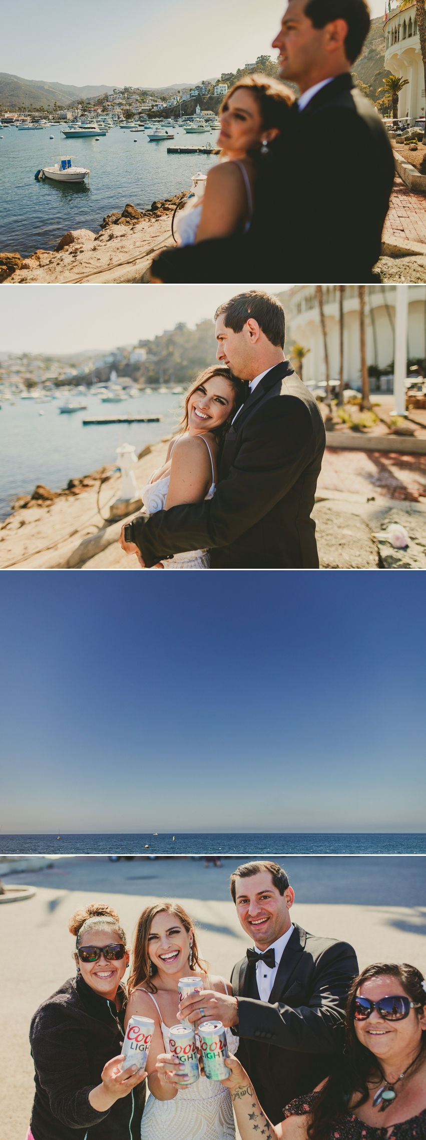 The Casino Catalina Wedding Photos