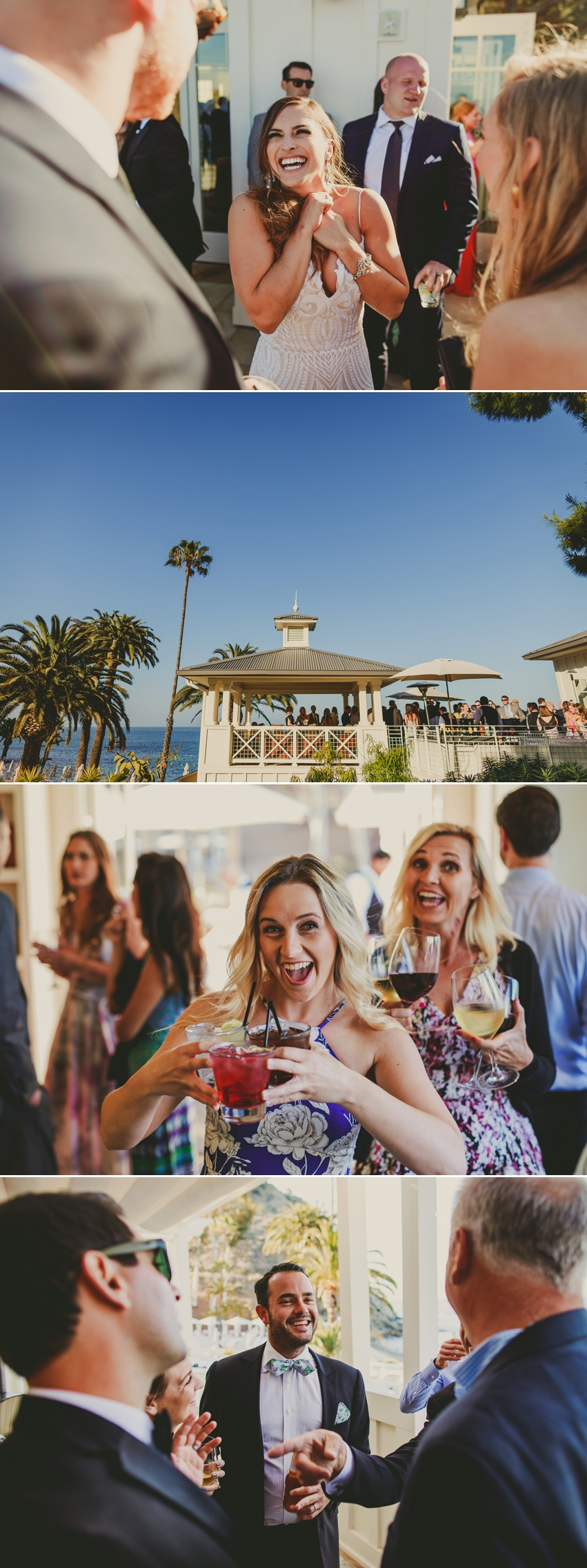Descano Beach Catalina Wedding Photos