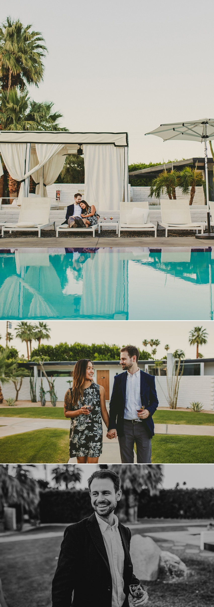 Wedding Proposal In Palm Springs