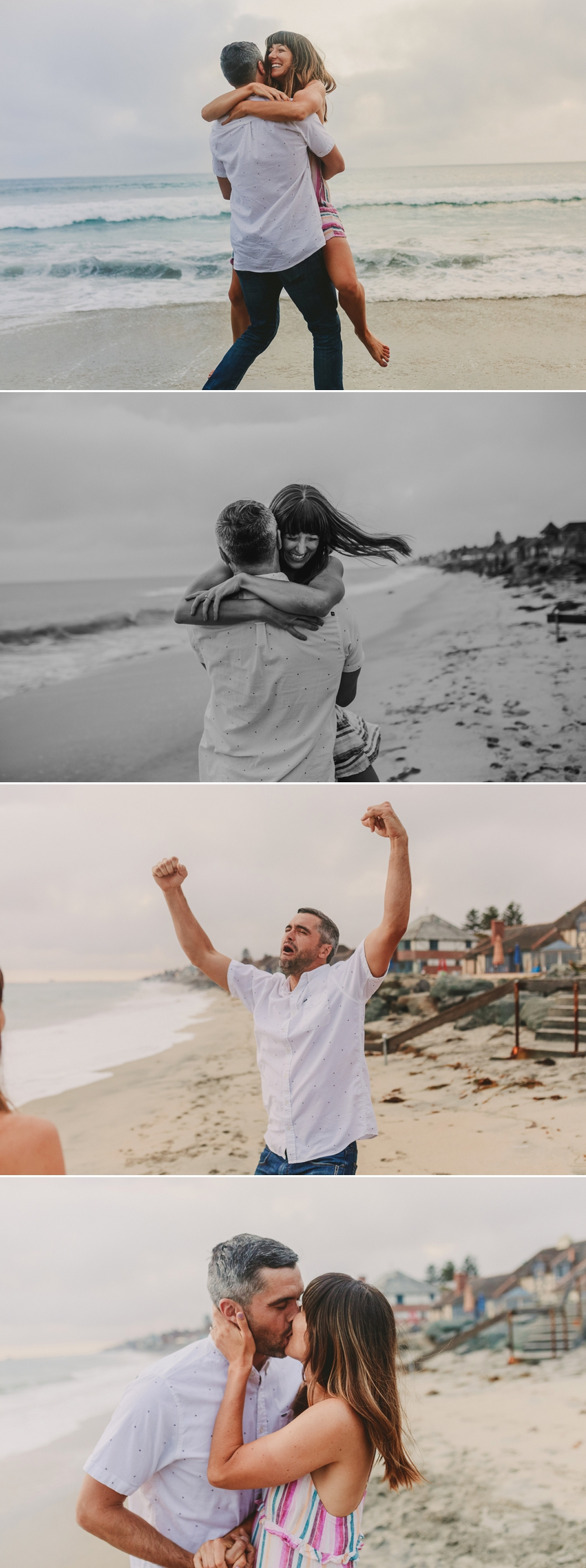 Oceanside Engagement Photos