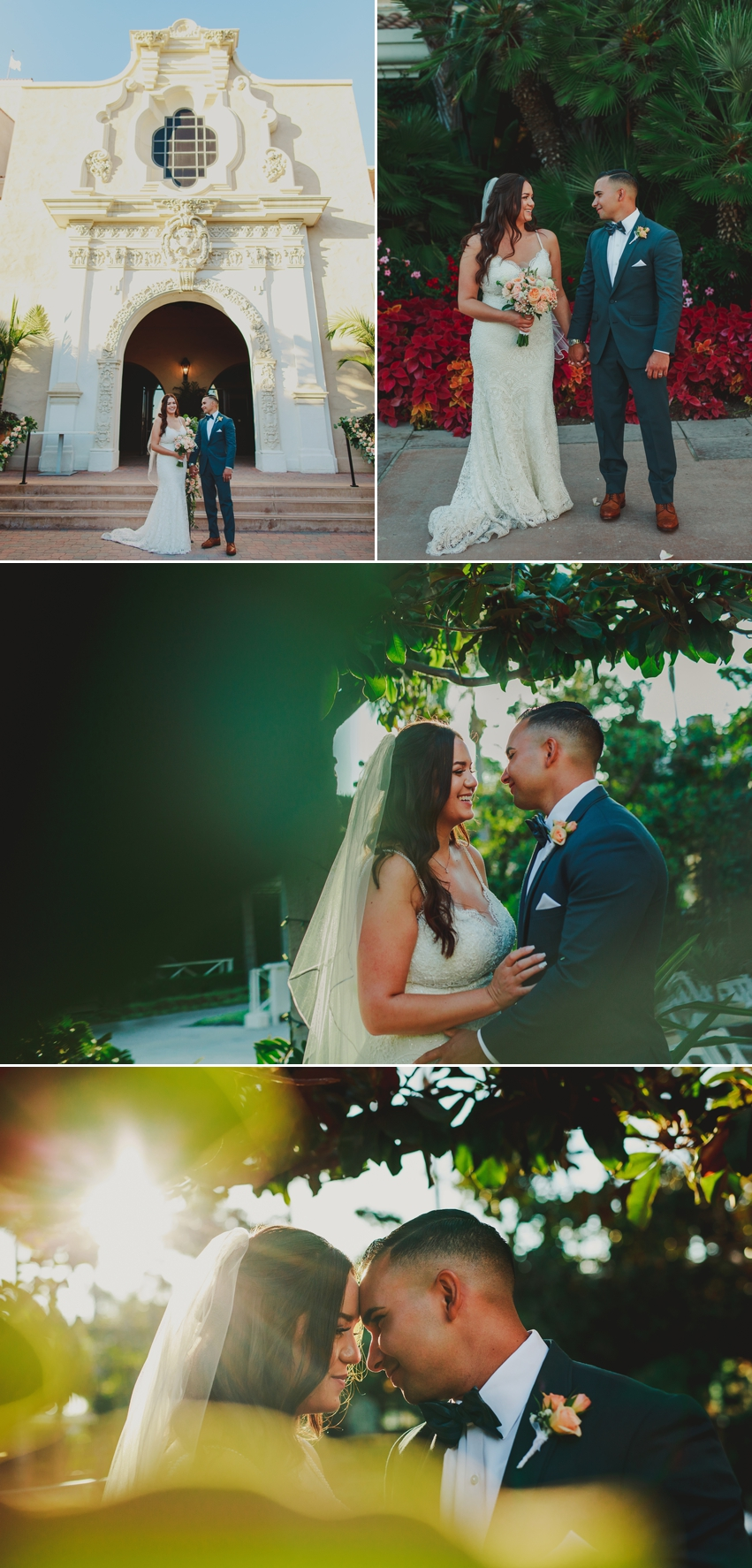 Del Mar Racetrack Wedding