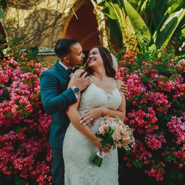 Del Mar Racetrack Wedding Photos