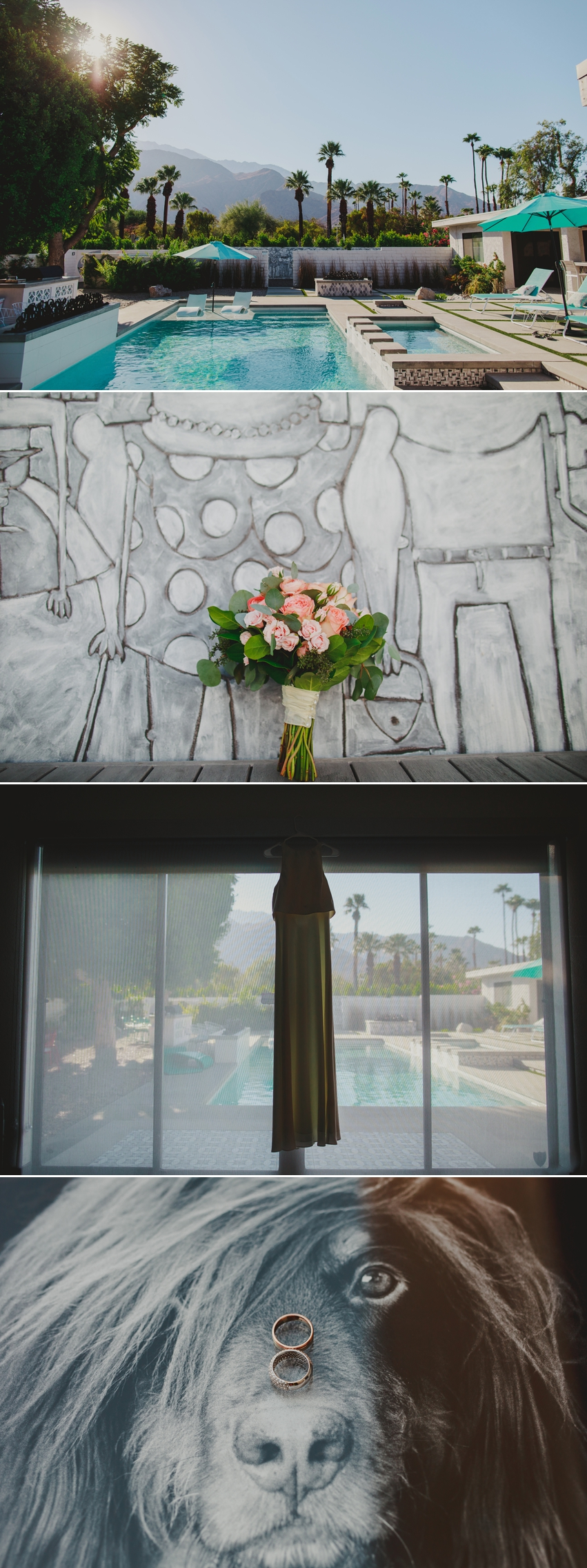 West Elm Pool House Palm Springs