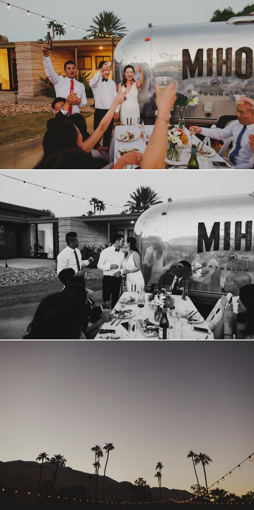 Frank Sinatra House Wedding