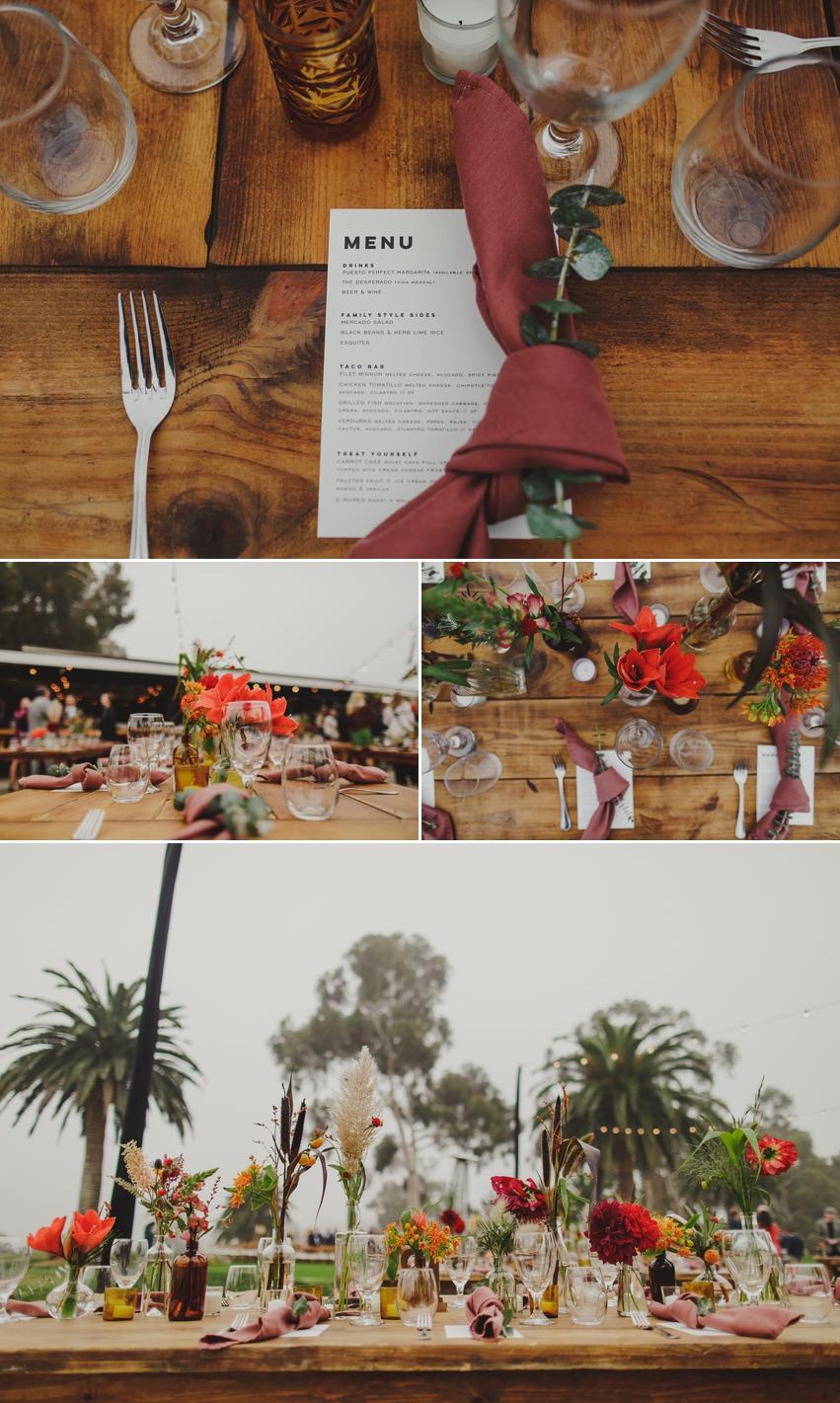 Goat Hill Park Oceanside Wedding