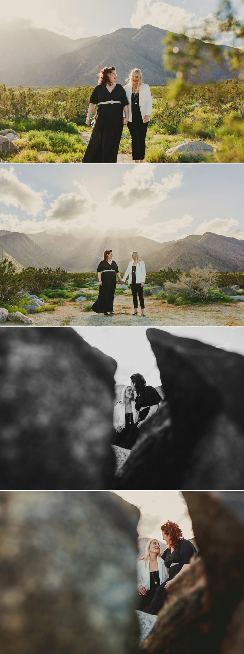 Dazey Desert House Wedding