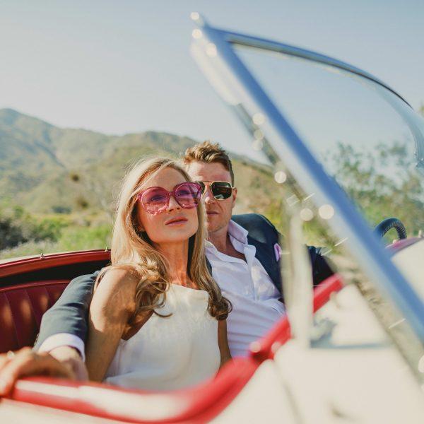 Casa De Monte Vista Wedding Palm Springs