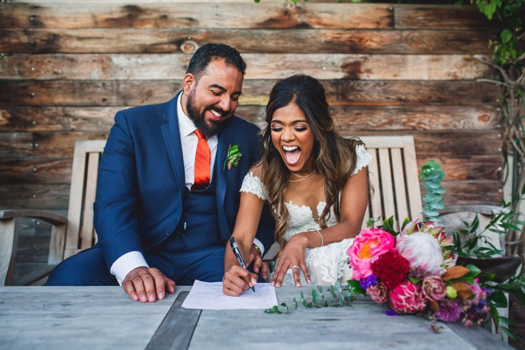 Palm Springs Wedding Coordinator