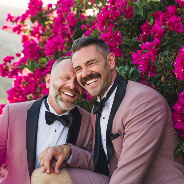 Best Gay Wedding Photographer Palm Springs