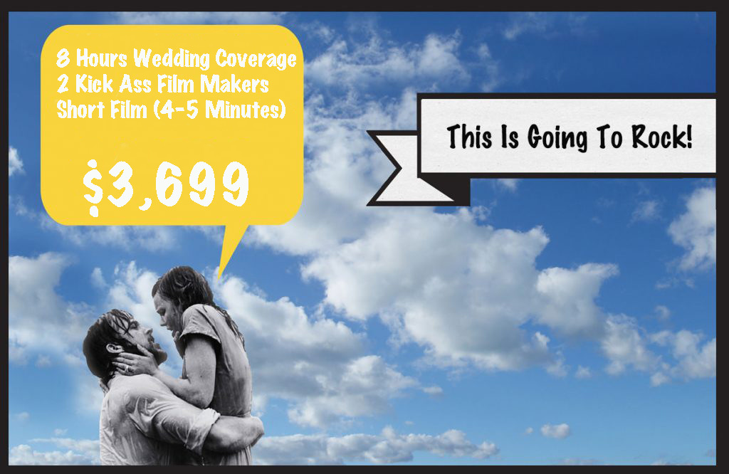 San Diego Wedding Videographer Pricing