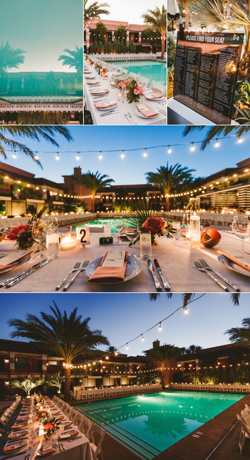 Sands Hotel Wedding Palm Springs