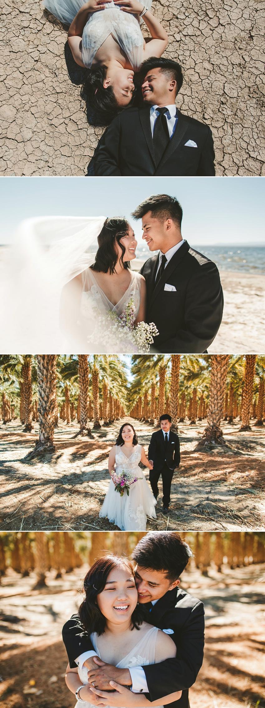 Salton Sea Wedding